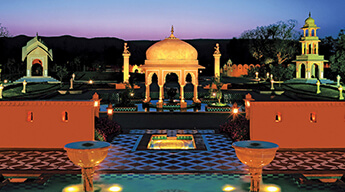Luxury India Tour with Oberoi Hotels